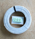 Wire Royalty Free Stock Photo