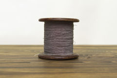 Wire reel Royalty Free Stock Photos