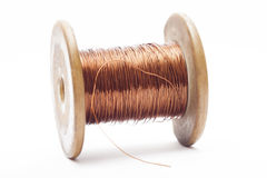 Wire roll Stock Photography