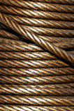 Wire Rope Royalty Free Stock Photos