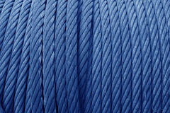 Wire rope for heavy industrial use Stock Image