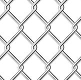 Wire, seamless Stock Photography