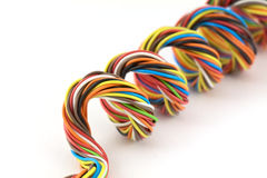 Wire sipiral Royalty Free Stock Photography