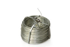 Wire spool Stock Photography