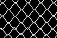 Wire Steel mesh. Royalty Free Stock Photos