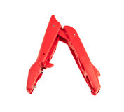 Wire stripping tool Stock Images