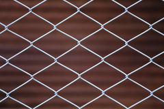 Wire wall Royalty Free Stock Photo