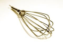The Wire Whisk Royalty Free Stock Images