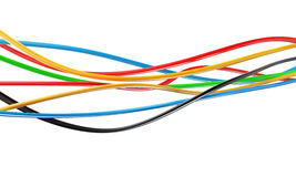 Wire, Wires, cable Royalty Free Stock Image