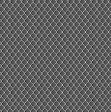 Wired fence field on a dark background Royalty Free Stock Images