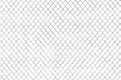 Wired fence pattern Stock Images