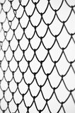 Wired mesh cage Royalty Free Stock Photography