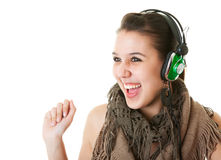 Wired For Sound Royalty Free Stock Photo