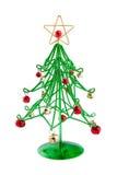 Wirefir de la Navidad fotografía de archivo libre de regalías
