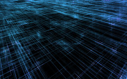 wireframe матрицы Стоковое фото RF