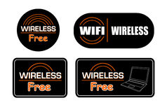 Wireless Royalty Free Stock Photos