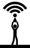 wireless Immagini Stock