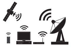 wireless Foto de archivo libre de regalías