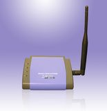 Wireless Access Point stock illustration