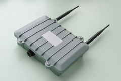 Wireless Access Point Stock Image
