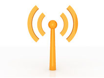 Wireless Antenna Royalty Free Stock Images