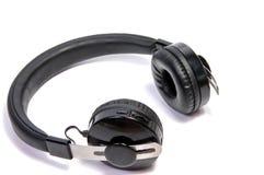 Wireless bluetooth headphone or earphone isolated on white background.. Wireless bluetooth headphone or earphone isolated on white background Stock Photography