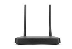 Wireless CDMA router. Stock Photography
