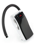 Wireless cellphone headset Stock Images