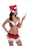Wireless Christmas Royalty Free Stock Photos