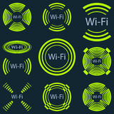 Wireless communication Royalty Free Stock Photography