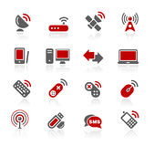 Wireless & Communications // Redico Series Royalty Free Stock Images