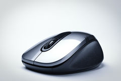 Wireless computer mouse Stock Photography