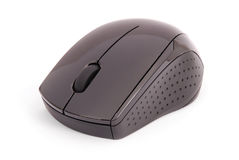 Wireless computer mouse Stock Photo
