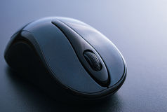 Wireless Computer Mouse Royalty Free Stock Photo