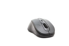 Wireless computer mouse isolated on white background Stock Photography