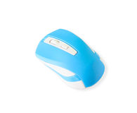 Wireless computer mouse Stock Photos