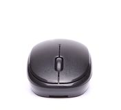 Wireless computer mouse isolated on white. Background front Stock Images