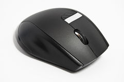 Wireless computer mouse on white background Stock Images