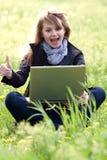 Wireless education Royalty Free Stock Photo