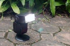 Wireless flash Stock Image