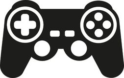 Free Wireless Game Controller Stock Image - 107166651