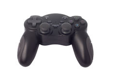 Wireless game controller Royalty Free Stock Photos