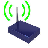 Wireless Hardware stock illustration