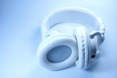 Wireless headphones Stock Images