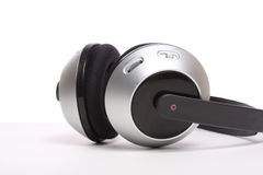Wireless headphones Royalty Free Stock Photo