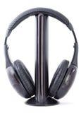Wireless headphones. Stock Image