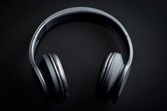 Wireless headphones Royalty Free Stock Image
