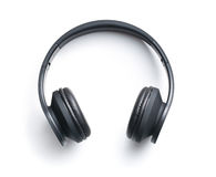 Wireless headphones Royalty Free Stock Images