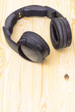Wireless headphones Royalty Free Stock Photography