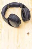 Wireless headphones Royalty Free Stock Photography